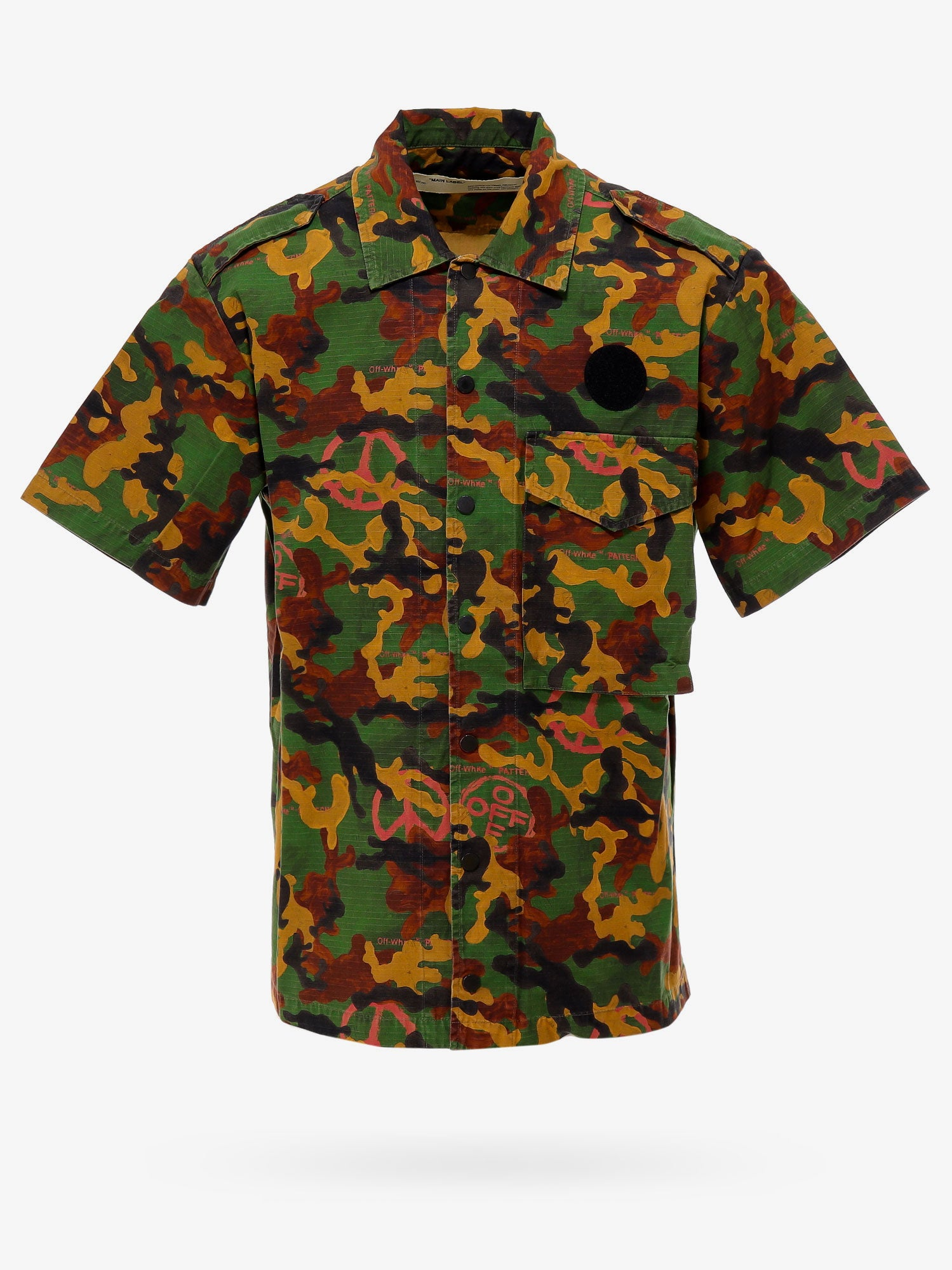 CAMOUFLAGE S/S SHIRT