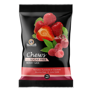 Berry Mix Chews 70g