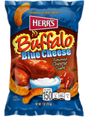Herr's buffalo and blue cheese