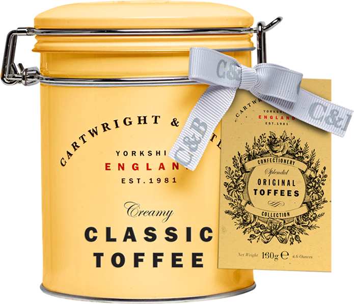 Cartwright and Butler classic toffees