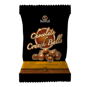 Chocolate Crunch Balls 90g