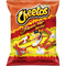 Cheetos flamin hot crunchy