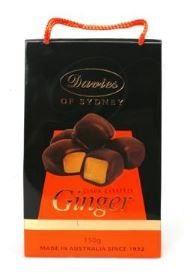 Dark Chocolate Coated Ginger 150g
