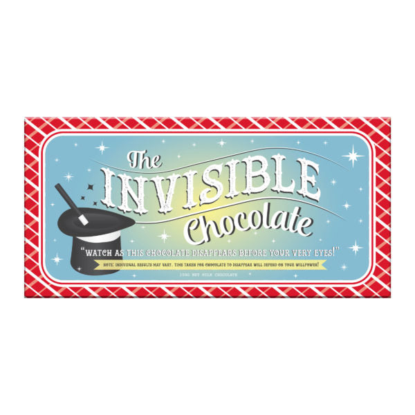 Invisible Chocolate