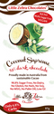 Coconut Supreme, Dark Chocolate 85g
