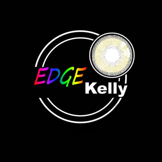 EyeMi® EDGE 1-Year Kelly Colored Contact Lenses