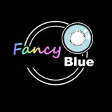EyeMi® Fancy 1-Year Blue Colored Contact Lenses