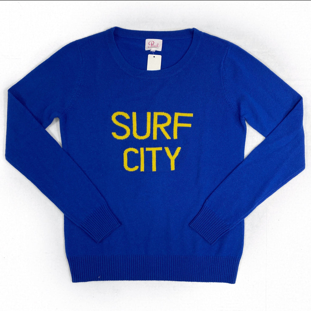 Surf City Cashmere Sweater