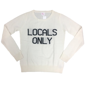 Locals Only Cashmere Sweater