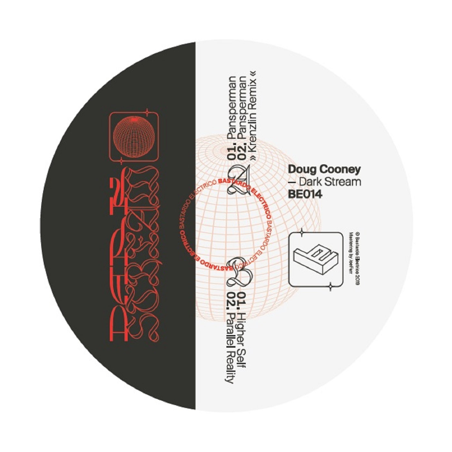 Doug Cooney - Dark Stream 12""