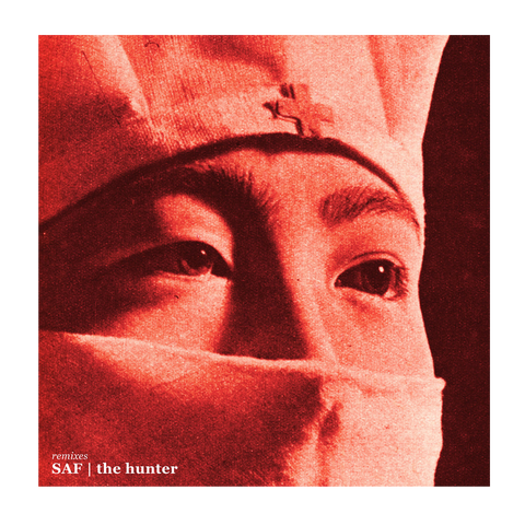 SAF - The Hunter Remixes 12""