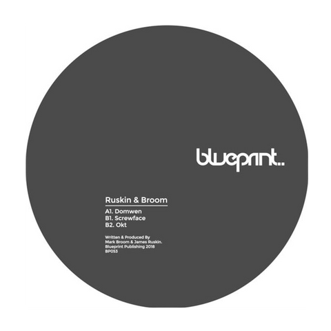 Ruskin & Broom - Domwen 12""
