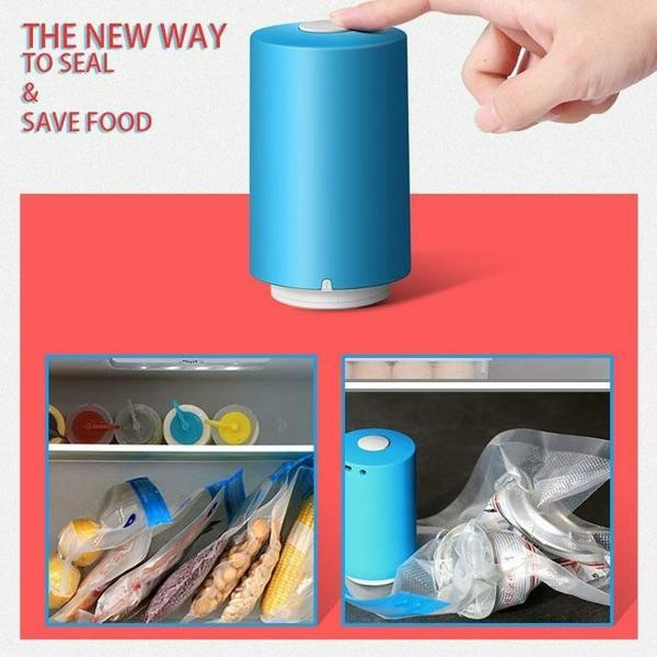 (Only Today 60% Off)✨NEWEST FRESH handheld food vacuum sealer✨
