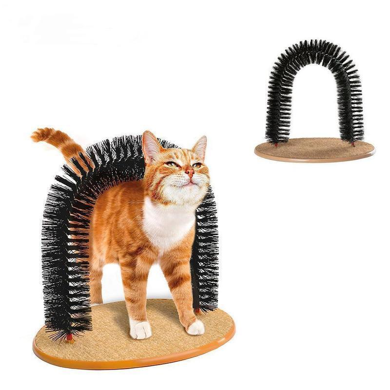 Self Grooming and Massaging Cat Toy【60% OFF TODAY】