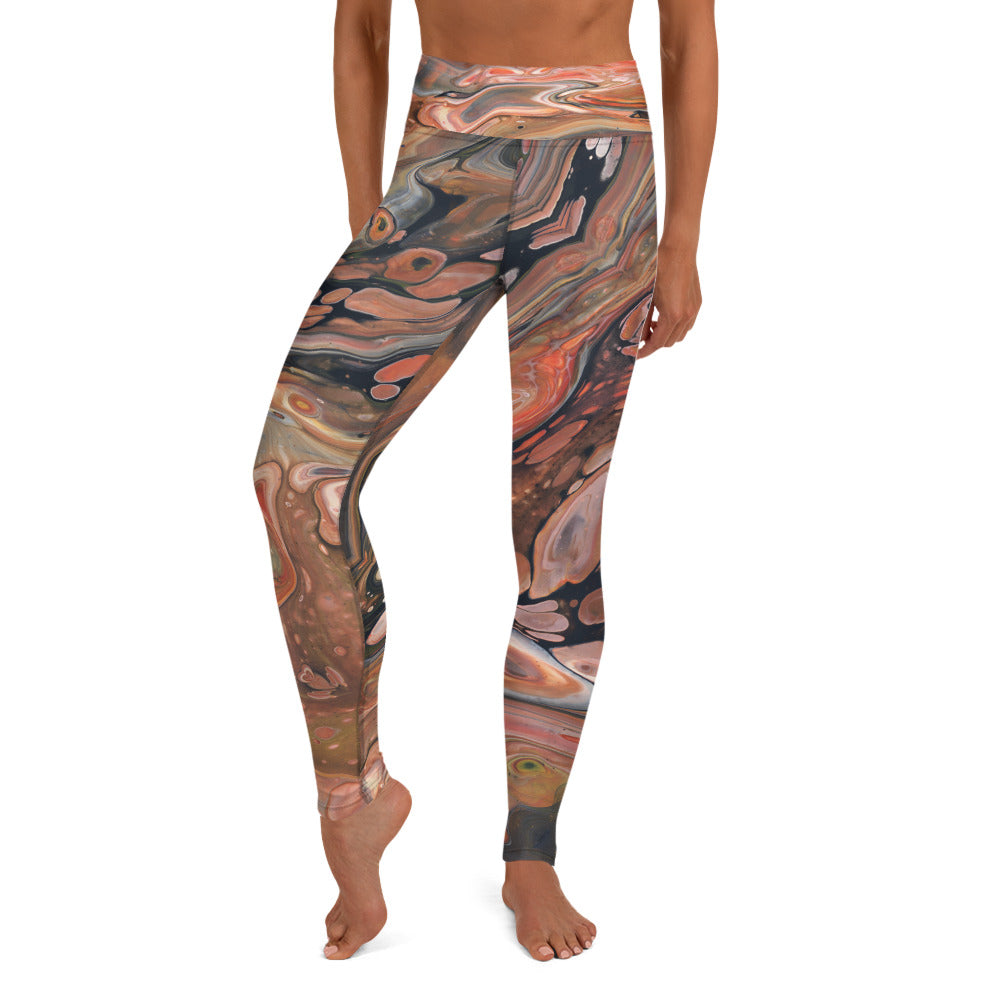 Foxy Lady Yoga Pants