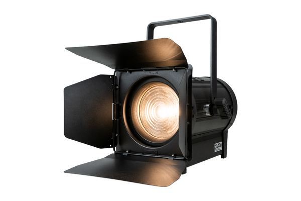 EL 200w Warm White Fresnel