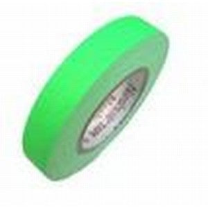 Stylus Gaffer Tape Neon GREEN 24mm x 45m