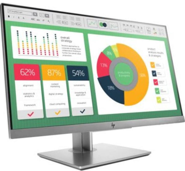 "HP E233 23"" IPS FHD Monitor"