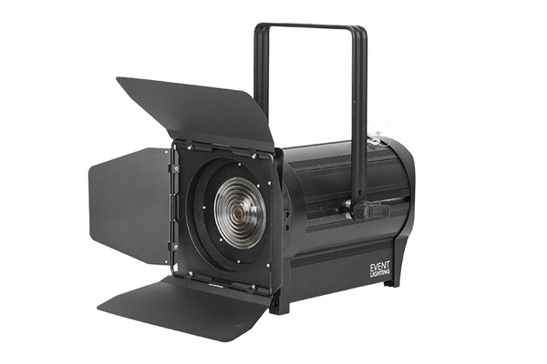 EL 300w Warm White Fresnel w/ Electronic Zoom