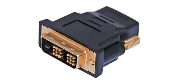 Dynalink HDMI Socket To DVI-D Plug Adapter