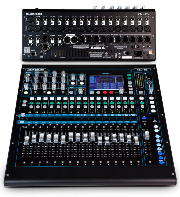 Allen & Health QU16 Digital Mixer