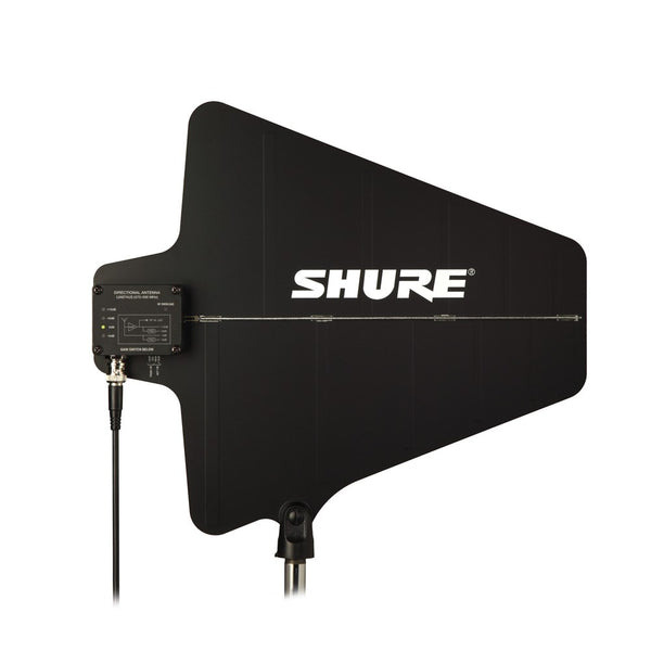 Shure UA874WB Active Directional Antenna UHF 470-900MHz Wideband