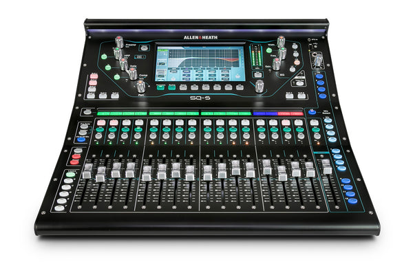 Allen & Health SQ-5 Digital Mixer