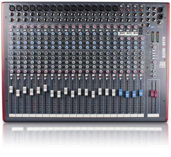 Allen & Health ZED24 Analogue Mixer