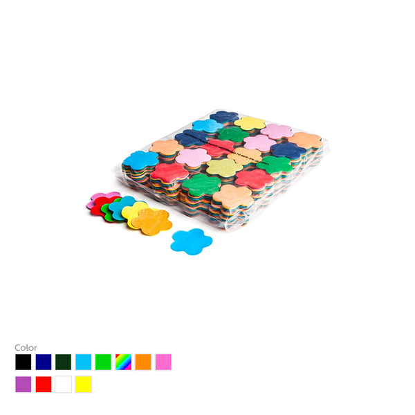 MM Paper Confetti Flowers 1KG Bag