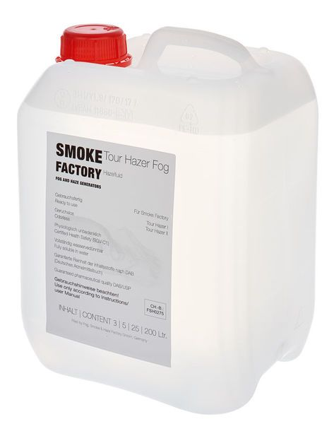 Smoke Factory Fog Long Lasting Fog 25L