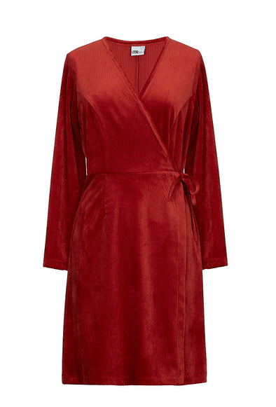 Maatefet velvet Dress