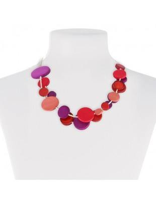 Pink Mix Necklace