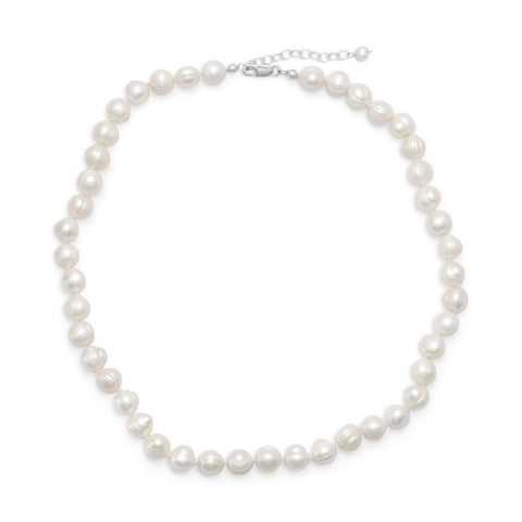 "18"" Freshwater Pearl Necklace"
