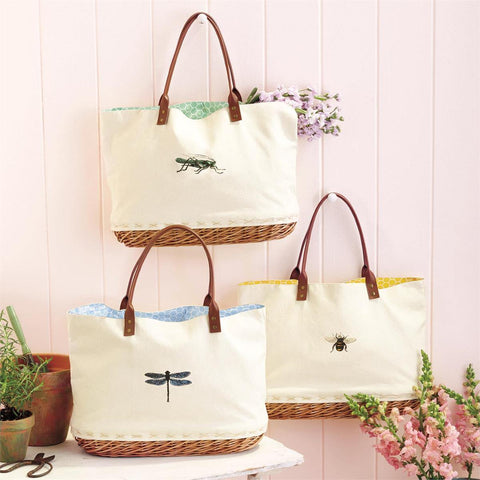Willow Bottom Shopper