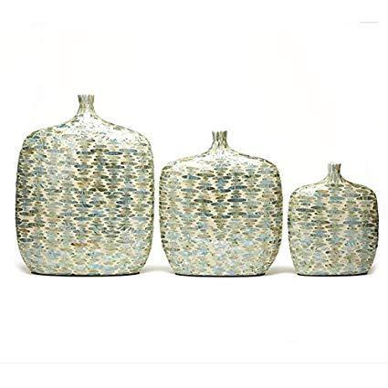 Mother of Pearl Vases - ALittleSomething