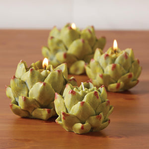 Artichoke Candles - ALittleSomething