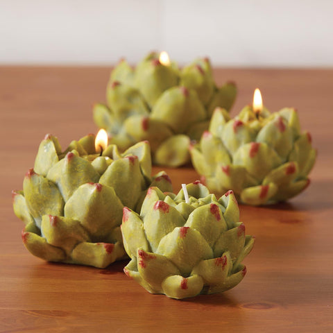 Artichoke Candles