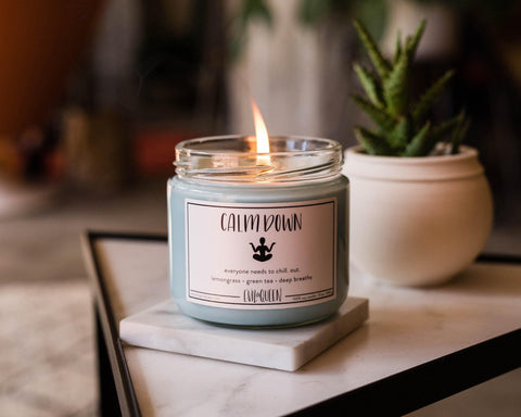 Calm Down Candle