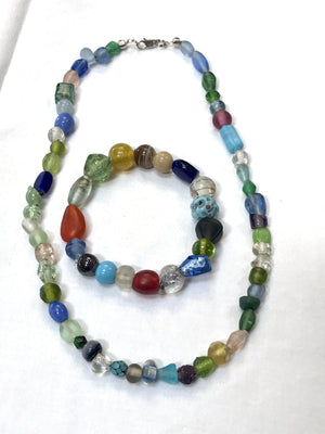 DIY Glass Bead Jewelry Kit - ALittleSomething