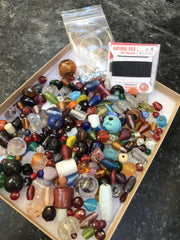 DIY Glass Bead Jewelry Kit