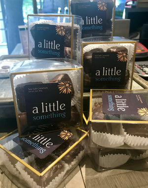 Sea Salt Caramels - ALittleSomething