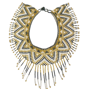 Intricately Beaded Necklace