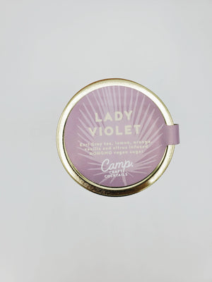 Lady Violet Camp Craft Cocktail