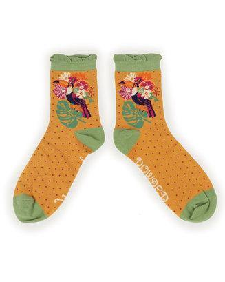 Toucan Ankle Sock