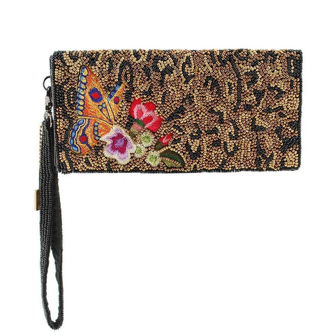 Wild Garden Crossbody Wallet
