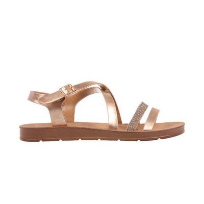 Kalinya Booker Strappy Bling Sandal