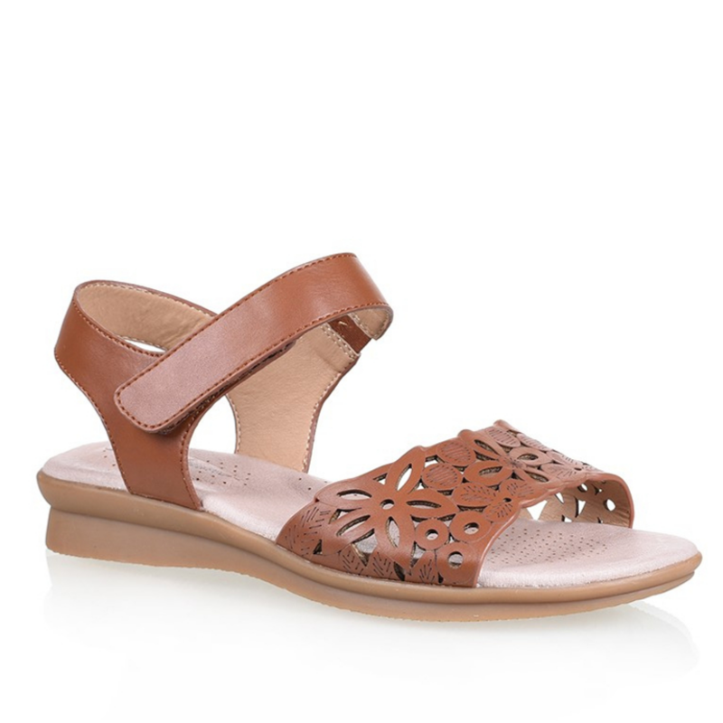Natural Comfort Ebony Sandal
