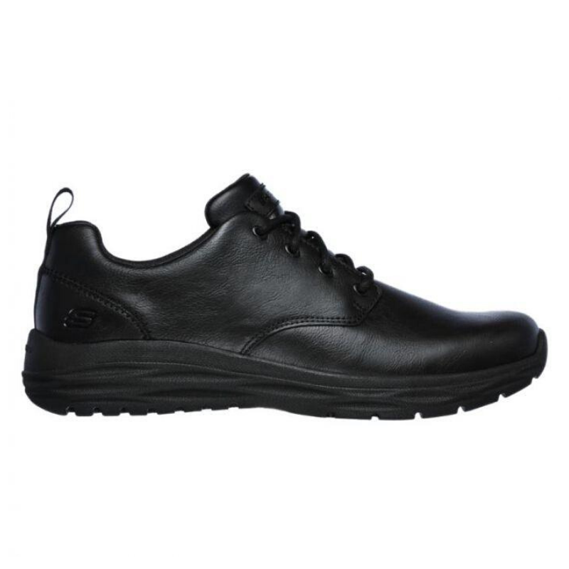 Skechers Harsen Relago School Shoe