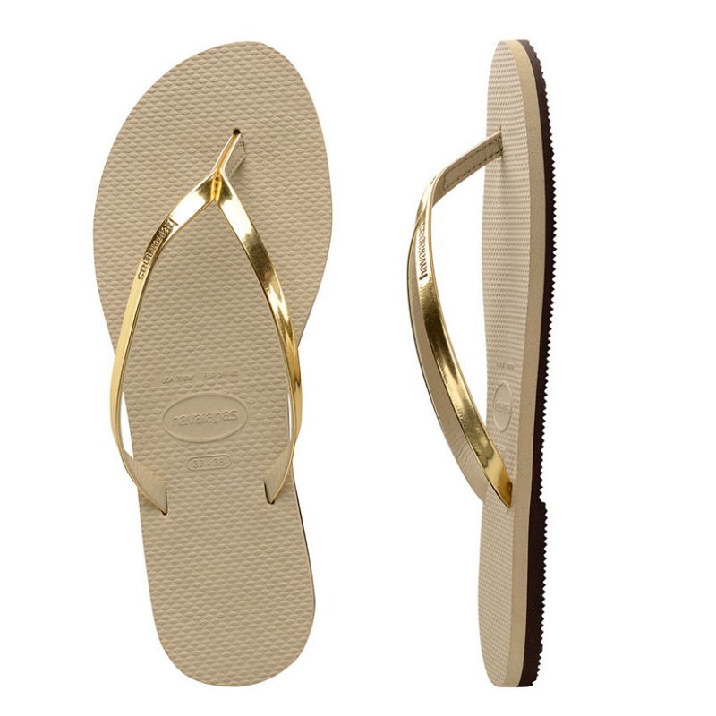 Havaianas You Metallic Thong