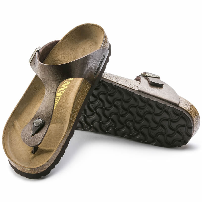 Birkenstock Gizeh Regular (Birko-Flor Leather)